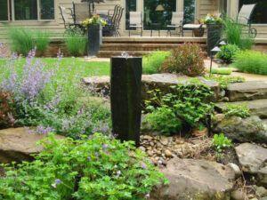 Water Garden Pathway