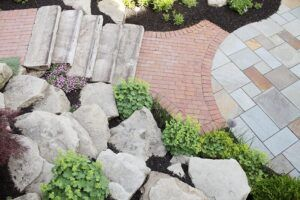 Backyard Landscape & Outdoor Patio