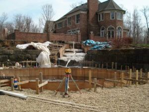 Chardon Waterfall Installation