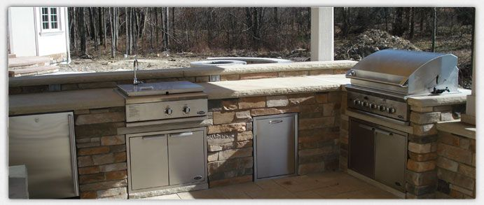 Creating an outdoor kitchen that will inspire envy - Things to consider when creating outdoor kitchens ...