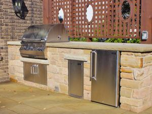 Cleveland Heights Outdoor Kitchen