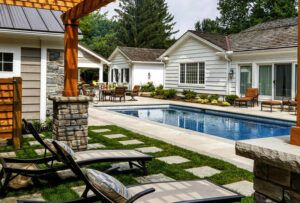 Exscape Designs Pool Surroundings