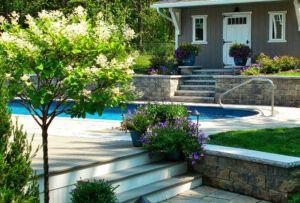 Exscape Designs Pool Surroundings