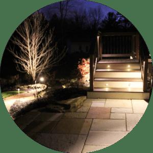 Step And Walkway Lighting