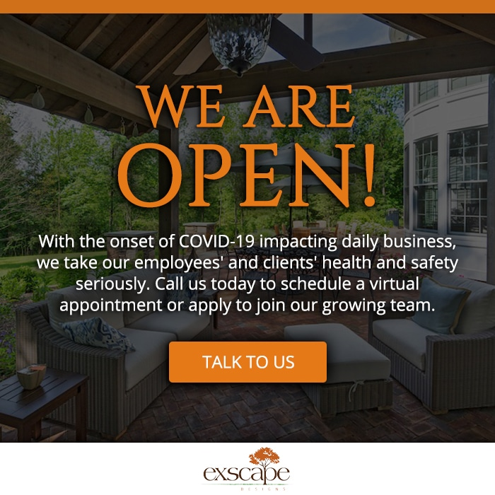 We are open! CoVID-19 Announcement